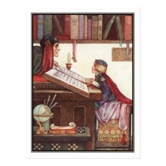 Little King de Millicent Sowerby Postales