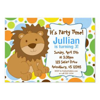 Lion King Birthday Invitations gangcraftnet