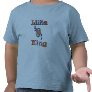 little king toddler tee