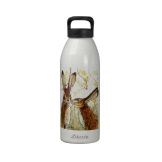 Little KIS design by Schukina 543 Water Bottles