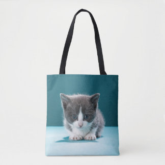 Little Kitten Tote Bag