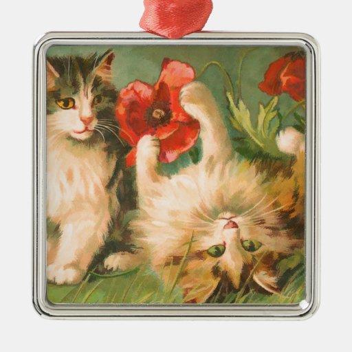 Little Kittens Ornament