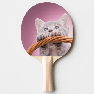 little kittens Ping-Pong paddle