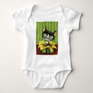Little Kitty Baby Bodysuit