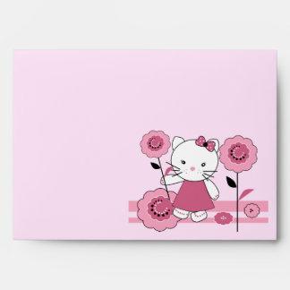 Little Kitty Envelope