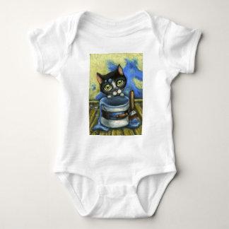 Little Kitty Infant Creeper