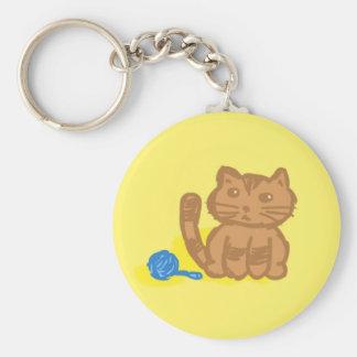 Little Kitty Key Chain