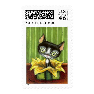 Little Kitty Stamps