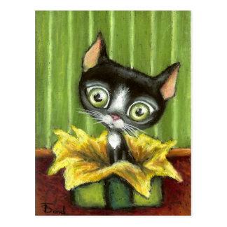 Little Kitty Postcard