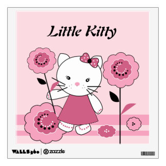 Little Kitty Wall Decal