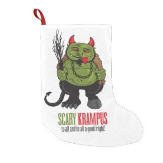 Little Krampus Stocking