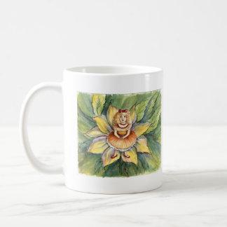 Little Lady Doll Coffee Mug