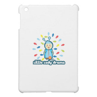 Little Lady Drama Summer Style Case For The iPad Mini