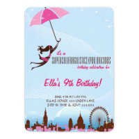 umbrella invitations zazzle
