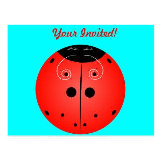 Little Ladybug! Postcard