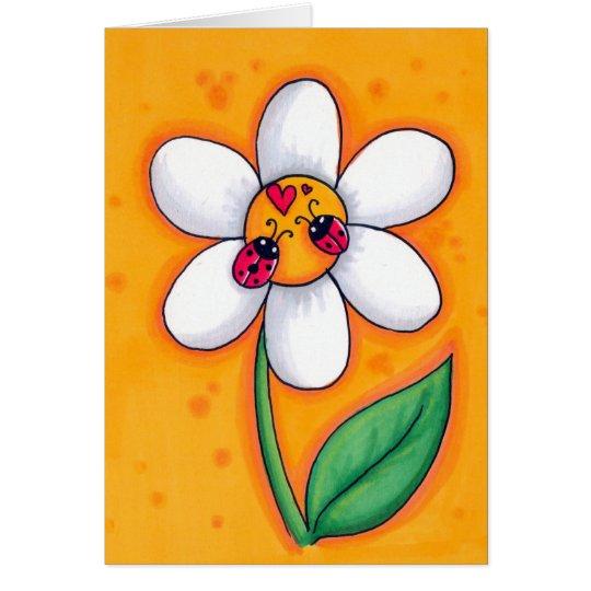 Little Ladybugs Card