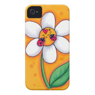 Little Ladybugs iPhone 4 Case-Mate Cases