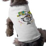 Little Lamb 5th Birthday Gifts Doggie Shirt