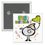 Little Lamb 5th Birthday Gifts Pins