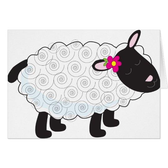 Little Lamb Card