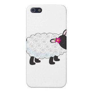 Little Lamb Case For iPhone SE/5/5s