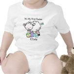Little Lamb Easter Infant Creeper