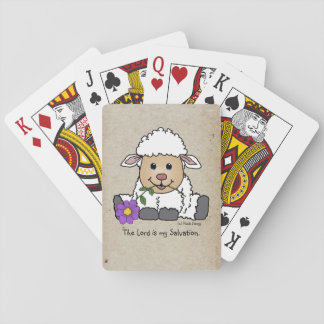 Little Lamb [Love & Purity] Playing Cards