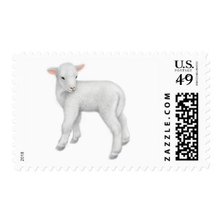 Little Lamb Postage
