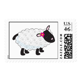 Little Lamb Stamps