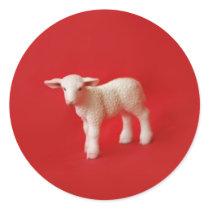 Little Lamb Stickers