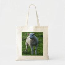Little Lamb Tote Bag