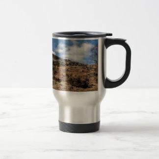 little langdale, lake district, cumbria travel mug