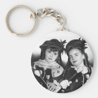 Little Lassies: 1955 Keychain
