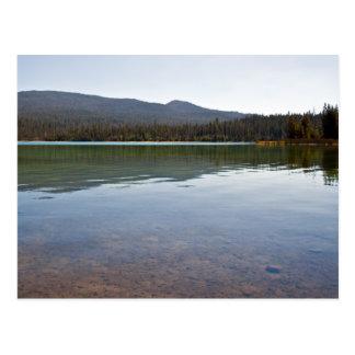 Little Lava Lake, Oregon Postcard
