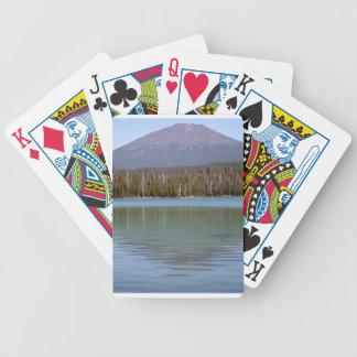 Little Lava Lake & Volcano Poker Cards