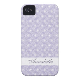Little Leaf BlackBerry Bold Case-Mate Barely There iPhone 4 Cover