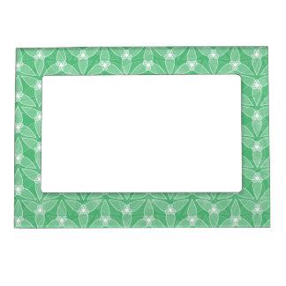 Little Leaf Magnetic Photo Frame - Mint Green