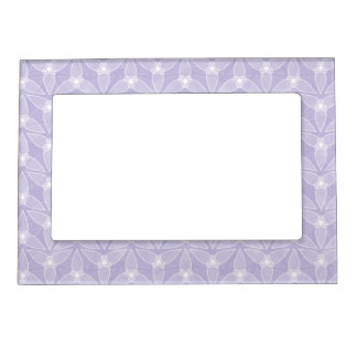 Little Leaf Magnetic Photo Frame - Periwinkle