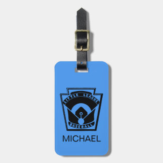 Little League Baseball Bag Tag