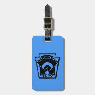 Little League Baseball Luggage Tag