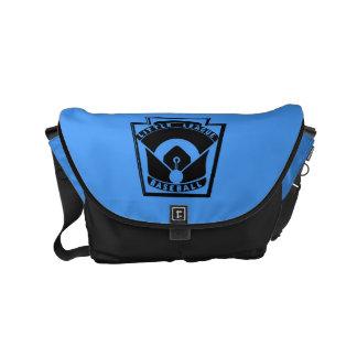 Little League Baseball Small Messenger Bag