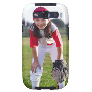 Little league player galaxy SIII cover