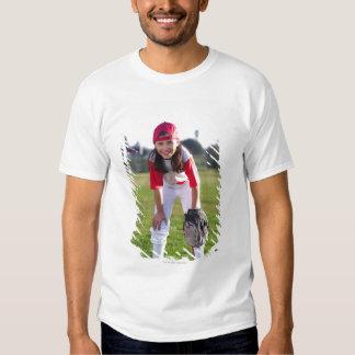 Little league player shirt
