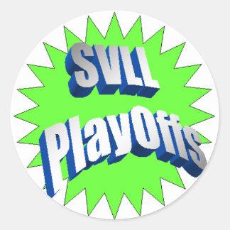 Little League Playoff sticker