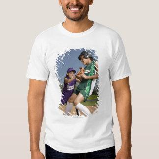 Little league softball game tee shirt