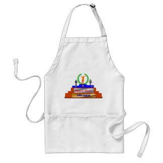 Little Legend Award. Customize with Name Adult Apron