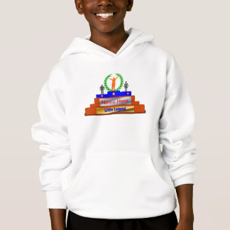 Little Legend Award. Customize with Name Hoodie