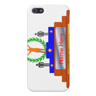 Little Legend Award. Customize with Name iPhone 5 Cover