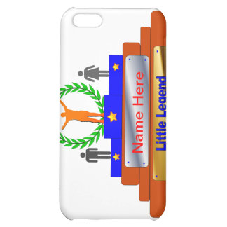 Little Legend Award. Customize with Name iPhone 5C Case