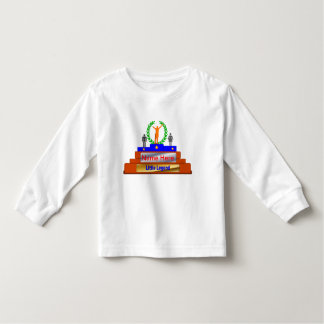 Little Legend Award. Customize with Name Toddler T-shirt
